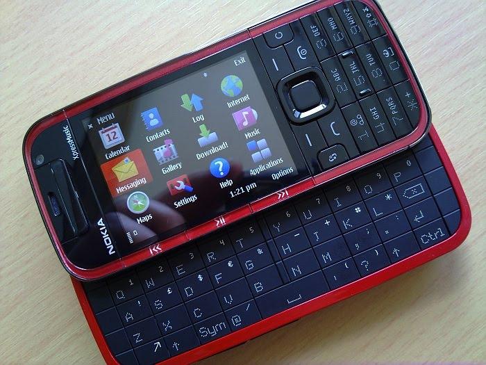 Nokia 5730 express music – Review